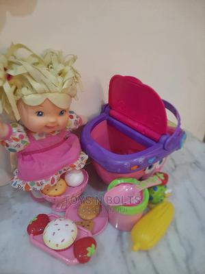 Doll Baby With Picnic Basket   Toys for sale in Lagos State, Ikeja