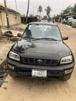Toyota RAV4 2000 Automatic Black | Cars for sale in Lagos State, Amuwo-Odofin