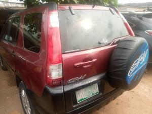 Honda CR-V 2005 Red | Cars for sale in Lagos State, Agege