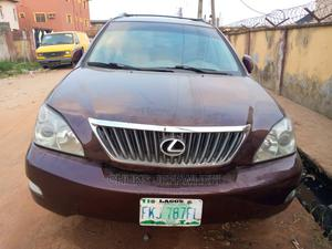 Lexus RX 2007 350 Brown | Cars for sale in Lagos State, Isolo