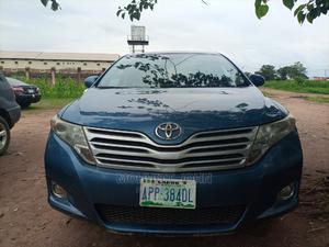Toyota Venza 2010 V6 AWD Blue   Cars for sale in Abuja (FCT) State, Gwagwalada