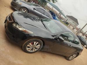 Honda Accord 2010 Black | Cars for sale in Lagos State, Alimosho