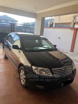 Toyota Corolla 2005 Black   Cars for sale in Edo State, Benin City