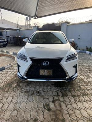 Lexus RX 2019 350 F Sport AWD White | Cars for sale in Oyo State, Ibadan