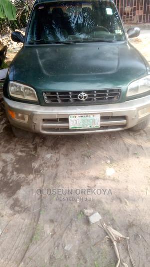 Toyota RAV4 2001 Green | Cars for sale in Lagos State, Alimosho