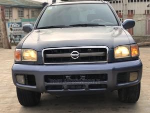 Nissan Pathfinder 2003 Blue | Cars for sale in Lagos State, Agege