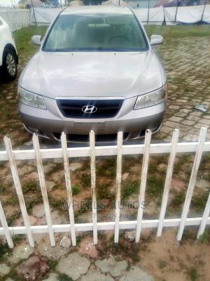 Hyundai Sonata 2006 2.4 Gray | Cars for sale in Abuja (FCT) State, Mabushi