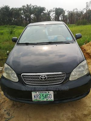 Toyota Corolla 2006 1.8 VVTL-i TS Black | Cars for sale in Lagos State, Lekki