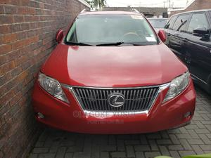 Lexus RX 2010 350 Red | Cars for sale in Lagos State, Yaba