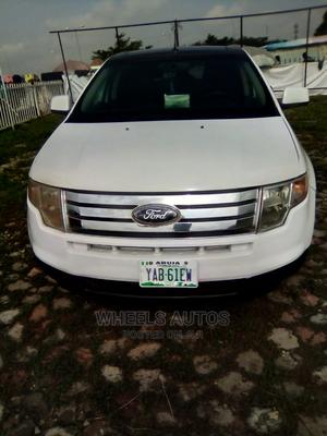 Ford Edge 2008 White   Cars for sale in Abuja (FCT) State, Mabushi