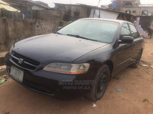Honda Accord 2000 Black | Cars for sale in Lagos State, Alimosho