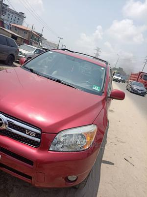 Toyota RAV4 2008 Limited V6 Red | Cars for sale in Lagos State, Ajah