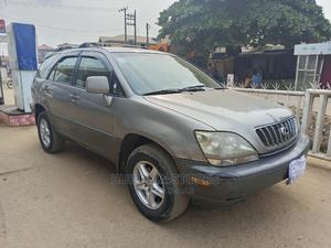 Lexus RX 2001 300 Gray | Cars for sale in Lagos State, Oshodi
