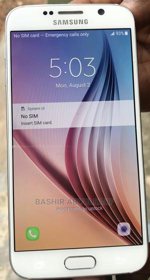 Samsung Galaxy S6 32 GB White | Mobile Phones for sale in Kwara State, Ilorin West