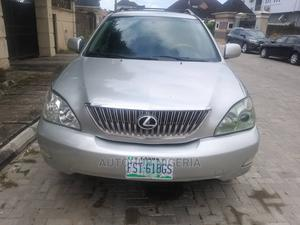 Lexus RX 2006 330 AWD Silver | Cars for sale in Lagos State, Amuwo-Odofin