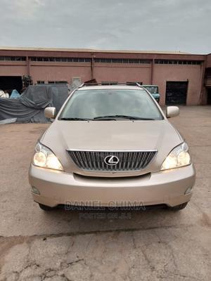 Lexus RX 2007 350 Gold | Cars for sale in Anambra State, Onitsha