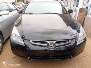 Honda Accord 2004 Black   Cars for sale in Lagos State, Abule Egba