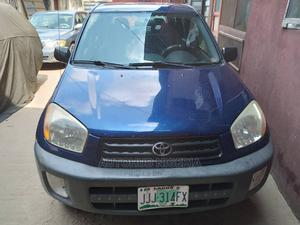 Toyota RAV4 2003 Automatic Blue | Cars for sale in Lagos State, Amuwo-Odofin
