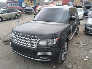 Land Rover Range Rover 2015 Black   Cars for sale in Lagos State, Ajah