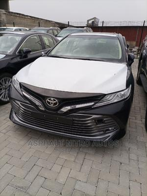 New Toyota Camry 2020 XSE V6 FWD Black   Cars for sale in Lagos State, Ajah