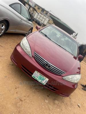 Toyota Camry 2006 Red   Cars for sale in Lagos State, Lekki