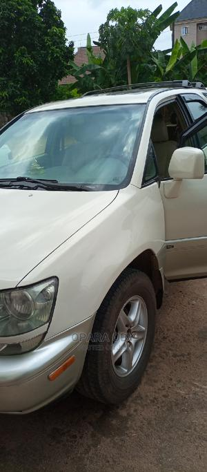 Lexus RX 2002 300 4WD White | Cars for sale in Imo State, Owerri