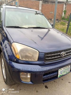 Toyota RAV4 2005 2.0 4x4 Executive Blue | Cars for sale in Lagos State, Ikeja