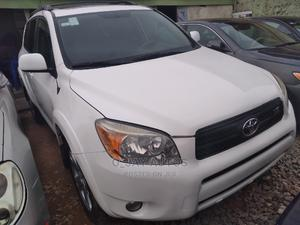 Toyota RAV4 2008 White | Cars for sale in Lagos State, Agege