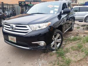 Toyota Highlander 2012 Limited Black | Cars for sale in Lagos State, Ojodu