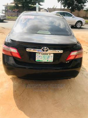 Toyota Camry 2008 Black   Cars for sale in Lagos State, Alimosho