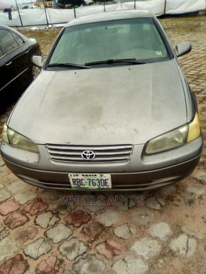 Toyota Camry 1999 Automatic Gray   Cars for sale in Abuja (FCT) State, Mabushi