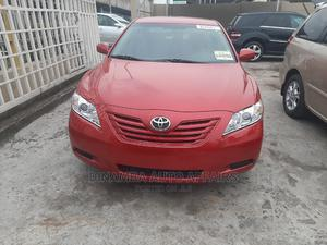 Toyota Camry 2008 2.4 LE Red   Cars for sale in Lagos State, Surulere