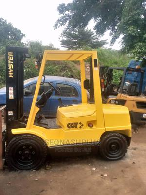 Very Clean 3 Tons Hyster Forklift   Heavy Equipment for sale in Lagos State, Oshodi