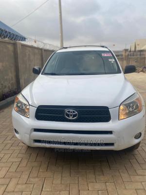 Toyota RAV4 2005 White | Cars for sale in Kwara State, Ilorin South