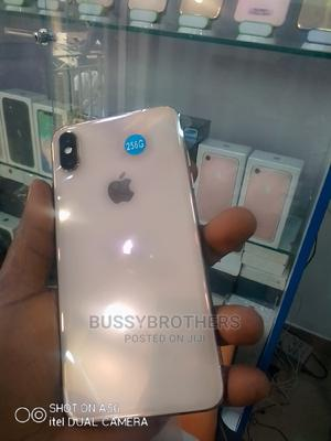 Apple iPhone XS Max 256 GB Gold | Mobile Phones for sale in Lagos State, Ikeja