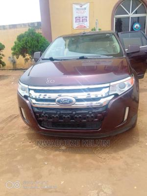 Ford Edge 2011 Red | Cars for sale in Lagos State, Alimosho