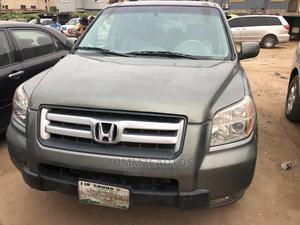 Honda Pilot 2006 Gray | Cars for sale in Lagos State, Ifako-Ijaiye