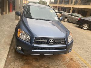 Toyota RAV4 2010 3.5 Blue | Cars for sale in Lagos State, Agege
