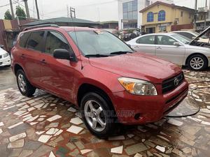Toyota RAV4 2007 V6 Red | Cars for sale in Lagos State, Ikeja