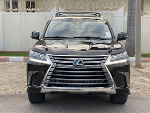 Lexus LX 2017 570 AWD Black   Cars for sale in Abuja (FCT) State, Gwarinpa