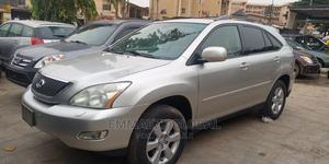 Lexus RX 2004 330 Silver   Cars for sale in Lagos State, Isolo