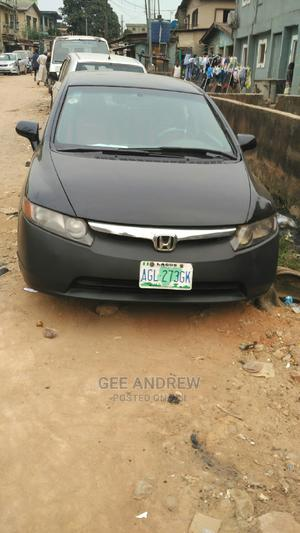 Honda Civic 2009 Black   Cars for sale in Lagos State, Oshodi