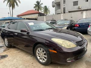 Lexus ES 2004 330 Sedan Red   Cars for sale in Lagos State, Ikeja