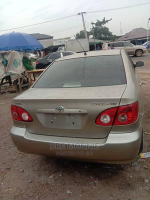 Toyota Corolla 2007 Gold   Cars for sale in Ogun State, Abeokuta South
