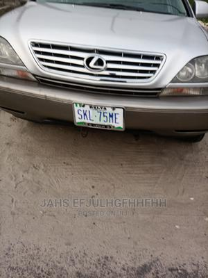 Lexus RX 2002 300 2WD Silver | Cars for sale in Delta State, Warri