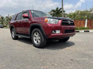 Toyota 4-Runner 2013 Red | Cars for sale in Lagos State, Ikeja