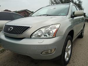 Lexus RX 2004 330 Silver | Cars for sale in Lagos State, Amuwo-Odofin