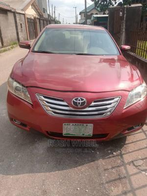 Toyota Camry 2008 Red   Cars for sale in Rivers State, Port-Harcourt