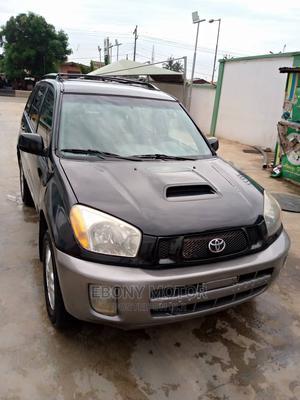 Toyota RAV4 2004 1.8 Black | Cars for sale in Lagos State, Ifako-Ijaiye