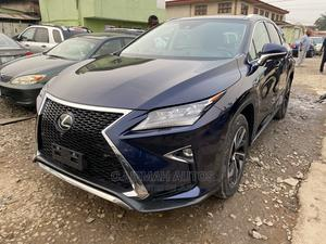 Lexus RX 2016 350 F Sport AWD Blue | Cars for sale in Lagos State, Ogba